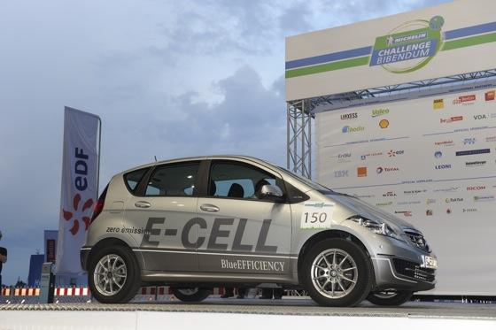 Mercedes A-Class E-Cell First Drive featured image large thumb1