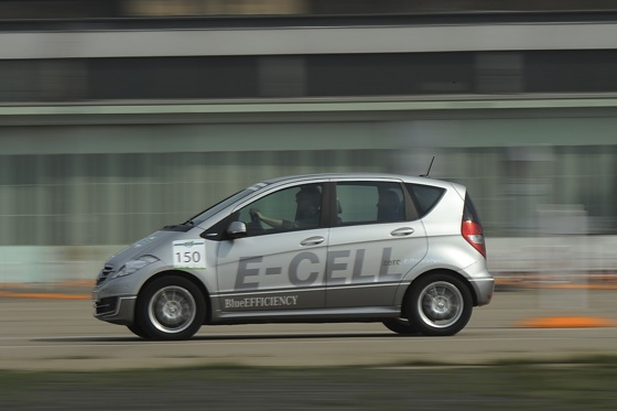 Mercedes A-Class E-Cell First Drive featured image large thumb3