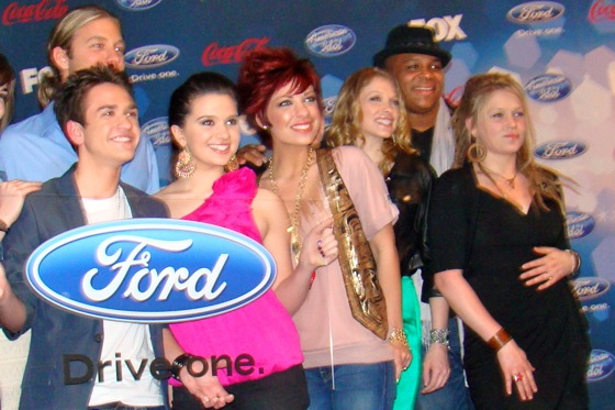 Ford Celebrates 10 Years with American Idol featured image large thumb0