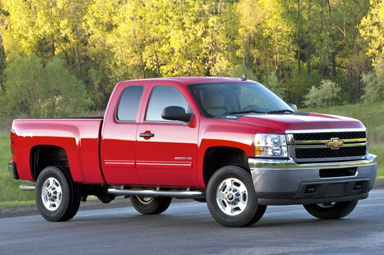Five Reasons to Buy: 2011 Chevrolet Silverado featured image large thumb0