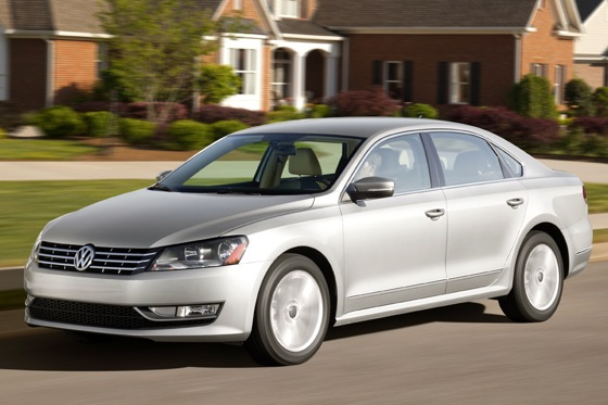 The 2012 VW Passat Talks Money featured image large thumb0