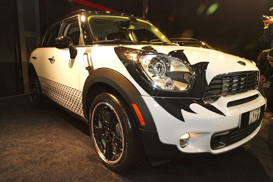 Mini Auctions KISS Countryman Models for Charity featured image large thumb0