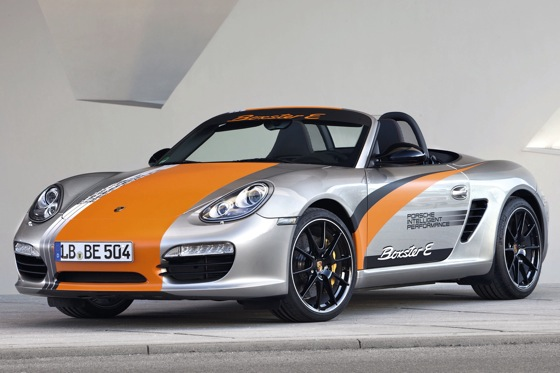 Porsche Tests Electric Boxster featured image large thumb0