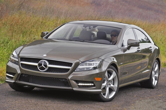 2012 Mercedes-Benz CLS550 - First Drive featured image large thumb0