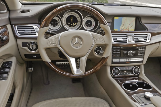 2012 Mercedes-Benz CLS550 - First Drive featured image large thumb3