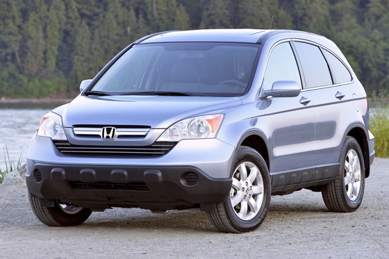 2007-2010 Honda CR-V - Used Car Review featured image large thumb0