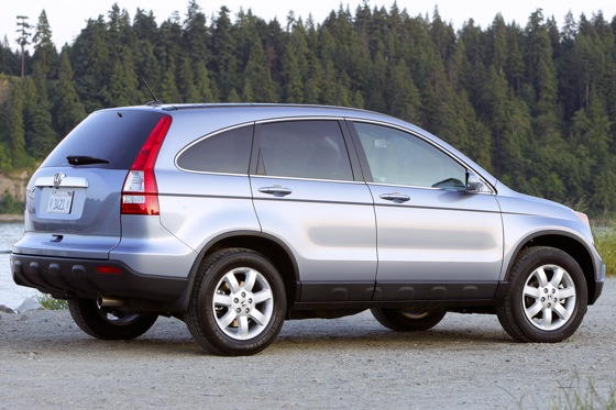 2007-2010 Honda CR-V - Used Car Review featured image large thumb2