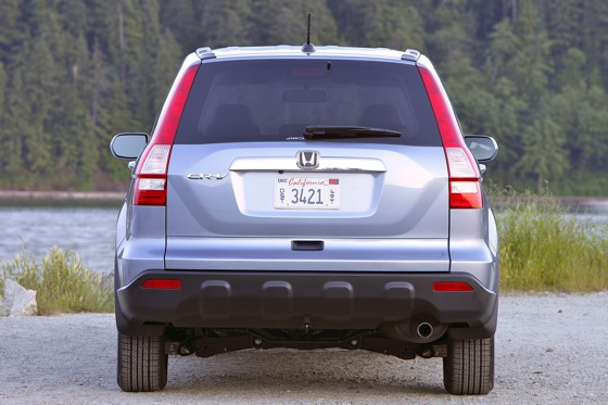 2007-2010 Honda CR-V - Used Car Review featured image large thumb3