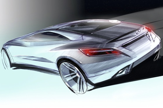 2012 Mercedes-Benz CLS - A New Form featured image large thumb2