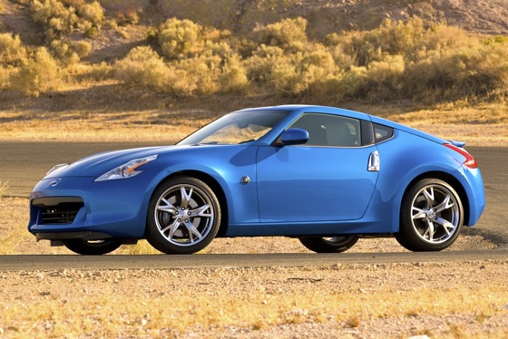 2011 Nissan 370Z - New Car Review featured image large thumb0