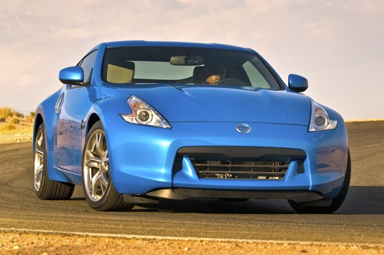 2011 Nissan 370Z - New Car Review featured image large thumb1