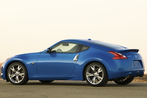 2011 Nissan 370Z - New Car Review featured image large thumb2