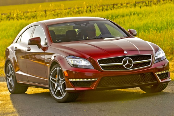 2012 Mercedes-Benz CLS63 AMG – Quick Take featured image large thumb0