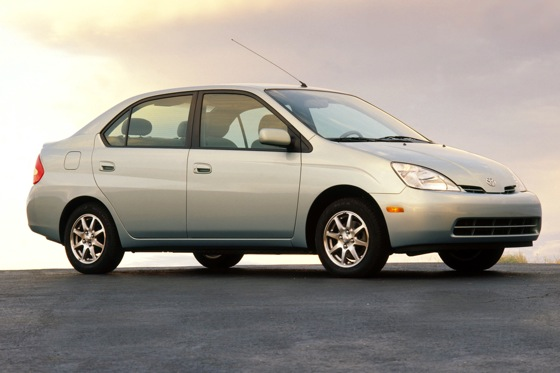 Toyota Recalls 2001-2003 Prius for Steering Issues featured image large thumb0