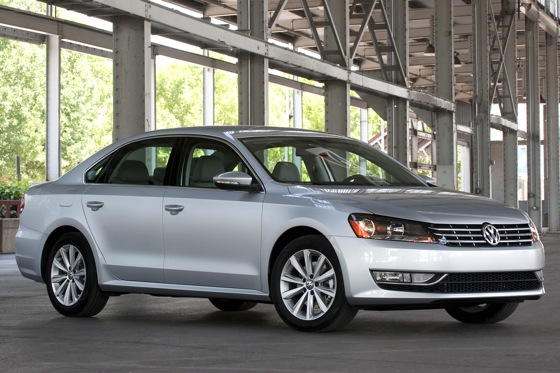 2012 VW Passat TDI Gets 43 MPG featured image large thumb0