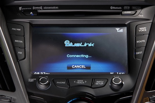 Hyundai Lauches Blue Link Communication System - 2011 Consumer Electronics Show featured image large thumb0
