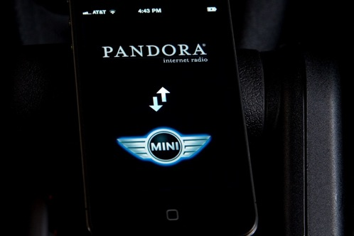 Mini Opens Pandora - 2011 Consumer Electronics Show featured image large thumb0