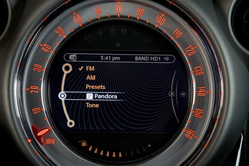 Mini Opens Pandora - 2011 Consumer Electronics Show featured image large thumb1