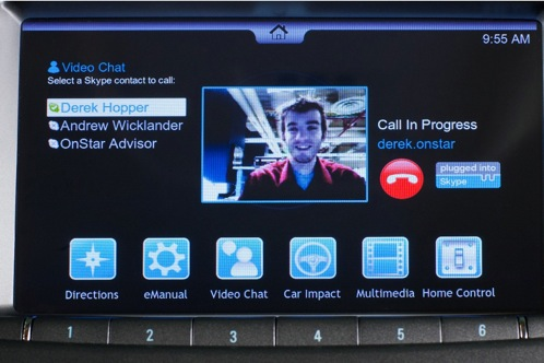 OnStar Innovations in the World of Tomorrow - 2011 Consumer Electronics Show featured image large thumb0