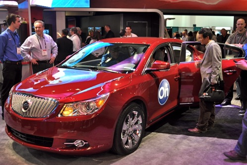 OnStar Innovations in the World of Tomorrow - 2011 Consumer Electronics Show featured image large thumb2
