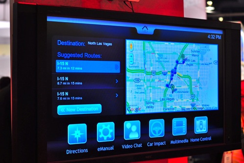 OnStar Innovations in the World of Tomorrow - 2011 Consumer Electronics Show featured image large thumb5