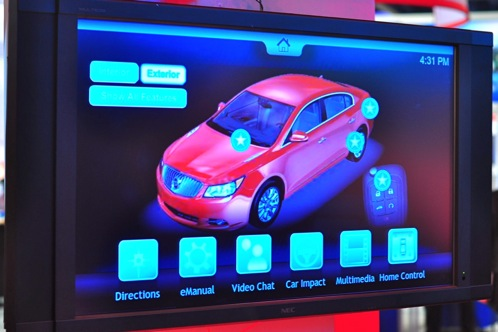OnStar Innovations in the World of Tomorrow - 2011 Consumer Electronics Show featured image large thumb7