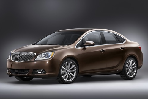 2012 Buick Verano - 2011 Detroit Auto Show featured image large thumb0