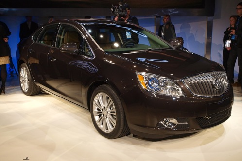2012 Buick Verano - 2011 Detroit Auto Show featured image large thumb1