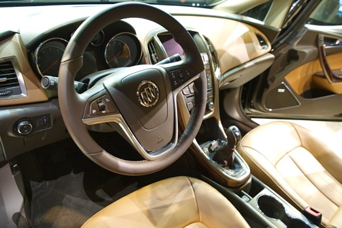 2012 Buick Verano - 2011 Detroit Auto Show featured image large thumb3