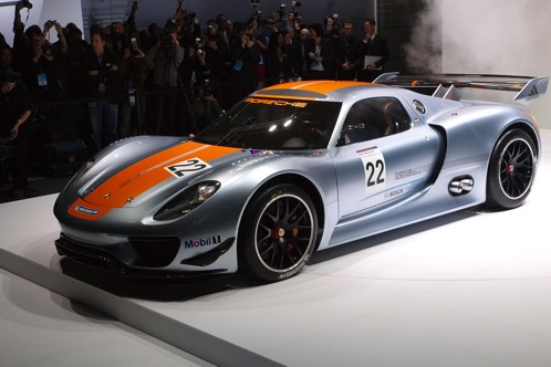 Porsche 918 RSR - 2011 Detroit Auto Show featured image large thumb1