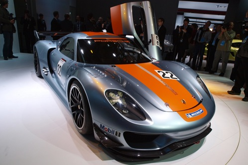 Porsche 918 RSR - 2011 Detroit Auto Show featured image large thumb4