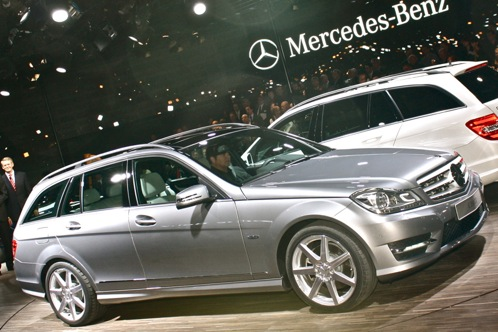 2012 Mercedes-Benz C-Class - 2011 Detroit Auto Show featured image large thumb4