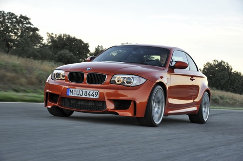 2011 BMW 1 Series M Coupe - 2011 Detroit Auto Show featured image large thumb0