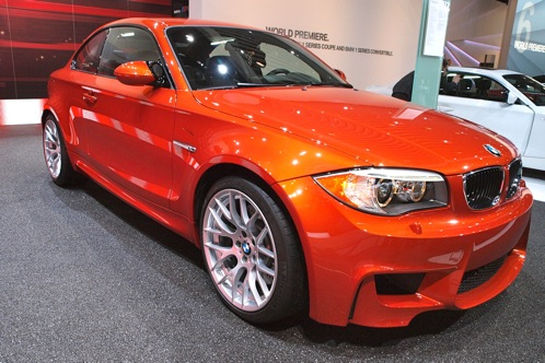 2011 BMW 1 Series M Coupe - 2011 Detroit Auto Show featured image large thumb2