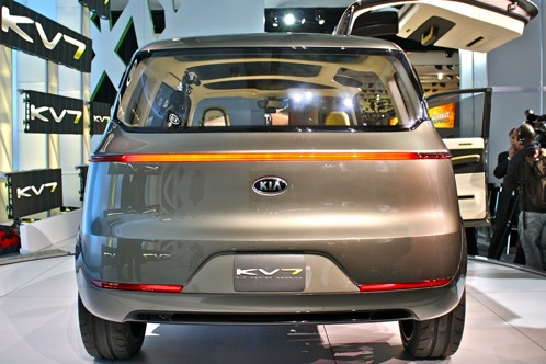 Kia KV7 Concept - 2011 Detroit Auto Show featured image large thumb1