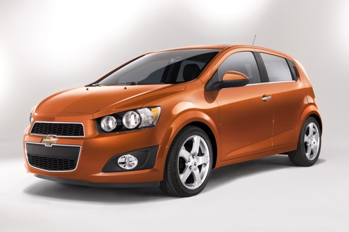 2012 Chevrolet Sonic - 2011 Detroit Auto Show featured image large thumb0