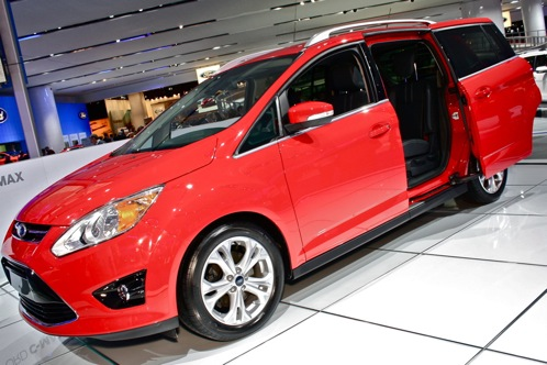 Ford C-Max Energi and C-Max Hybrid - 2011 Detroit Auto Show featured image large thumb0