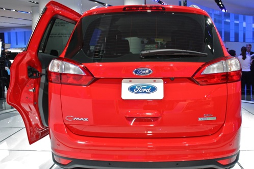 Ford C-Max Energi and C-Max Hybrid - 2011 Detroit Auto Show featured image large thumb2