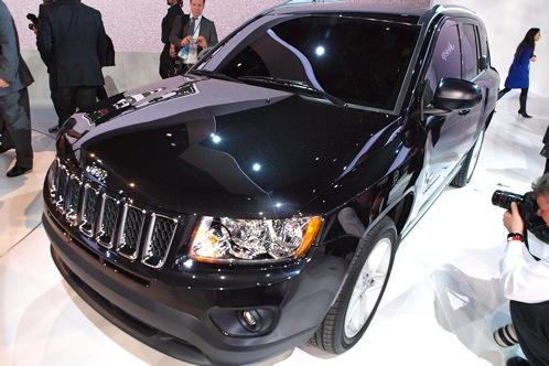 2011 Jeep Compass - 2011 Detroit Auto Show featured image large thumb0