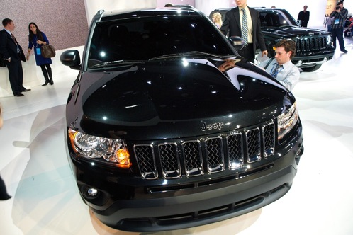 2011 Jeep Compass - 2011 Detroit Auto Show featured image large thumb1