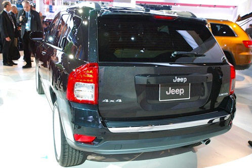 2011 Jeep Compass - 2011 Detroit Auto Show featured image large thumb3