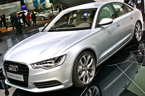 2011 Audi A6 - 2011 Detroit Auto Show featured image large thumb0