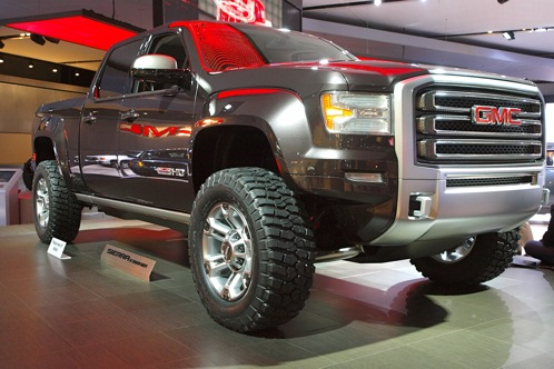 GMC Sierra All Terrain HD Concept - 2011 Detroit Auto Show featured image large thumb0