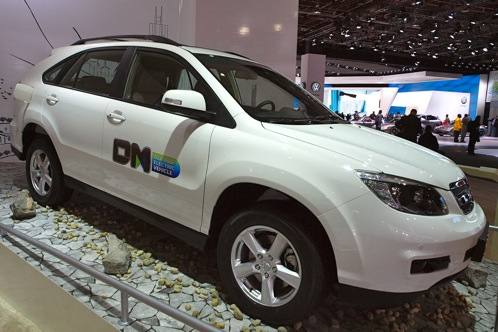 BYD – Hybrids and Electric Cars from China - 2011 Detroit Auto Show featured image large thumb0