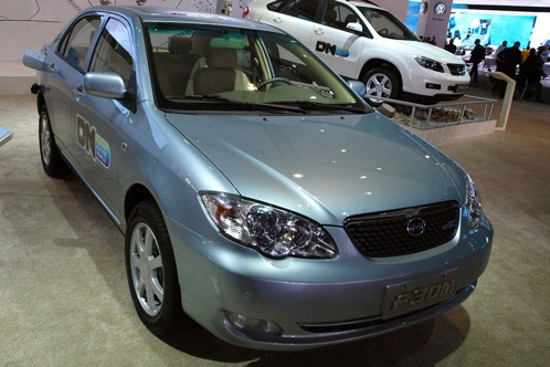 BYD – Hybrids and Electric Cars from China - 2011 Detroit Auto Show featured image large thumb2