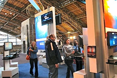 2011 Philadelphia Auto Show - AutoTrader's Booth at the Philadelphia Auto Show Attracts Gamers featured image large thumb1