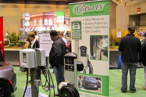 Green Cars Take Center Stage in the Heartland - St. Louis Auto Show featured image large thumb1
