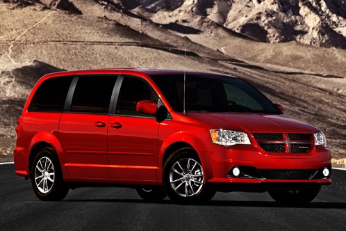 R/T Versions of the 2011 Dodge Caravan, Journey and Durango - Chicago Auto Show featured image large thumb1