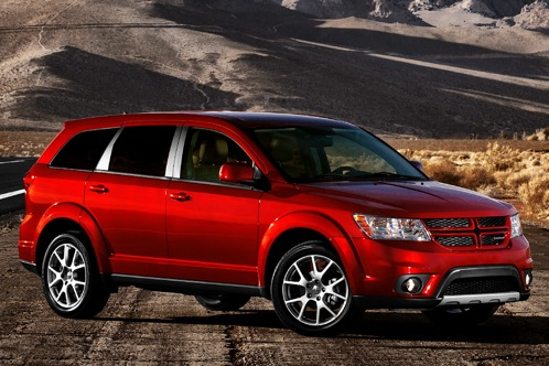 R/T Versions of the 2011 Dodge Caravan, Journey and Durango - Chicago Auto Show featured image large thumb2
