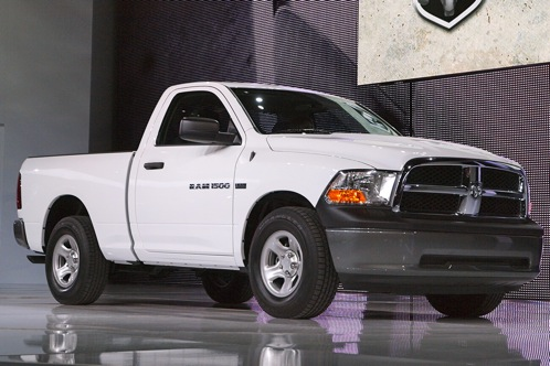 2012 Ram 1500 Tradesman and Heavy Duty - Chicago Auto Show featured image large thumb0